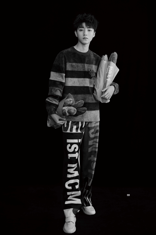 演员王俊_王俊凯登《时尚先生》银十封 成单封最年轻面孔_明星写真_图集 ...