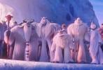 好莱坞奇幻冒险动画电影《雪怪大冒险》正在热映。近日,《雪怪大冒险》更入围了奥斯卡最佳动画长片奖的25强,猫眼9.3分、淘票票8.7分、豆瓣7.6分,成为年度最欢乐的优质合家欢动画电影。