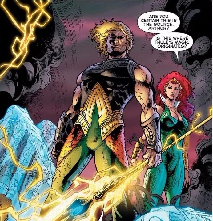 海底最强男人,将来DC之王?海王的前世今生都在这