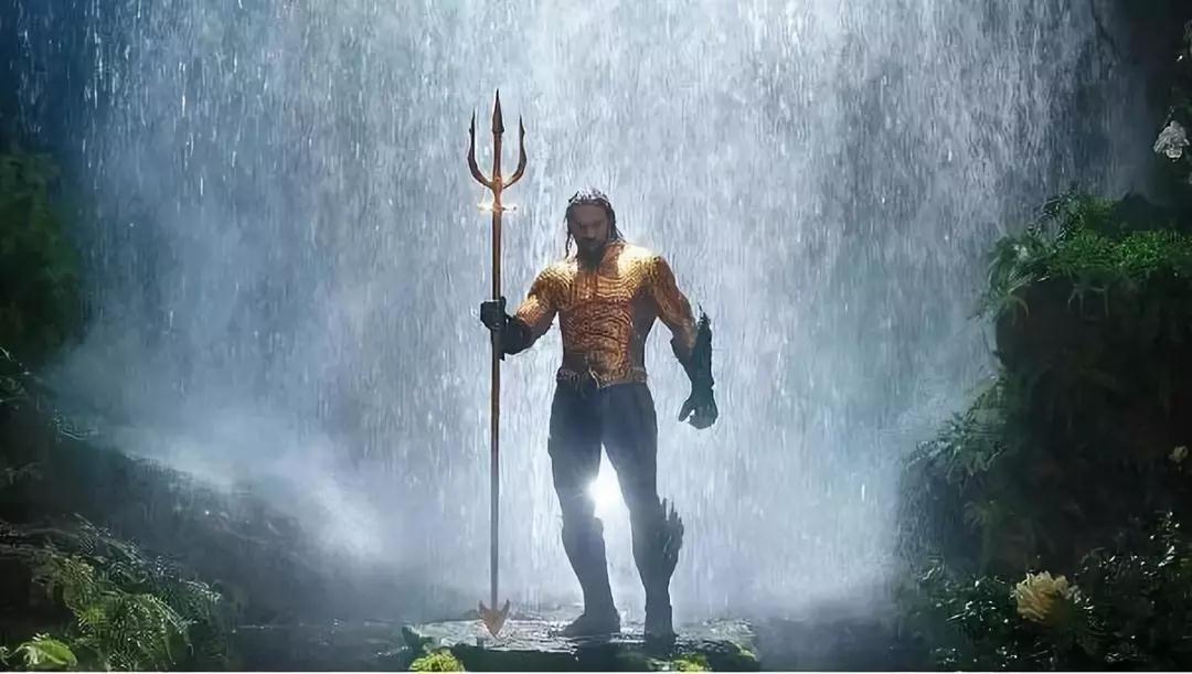 准10亿票房的电影《海王》背后,离不开这个男人
