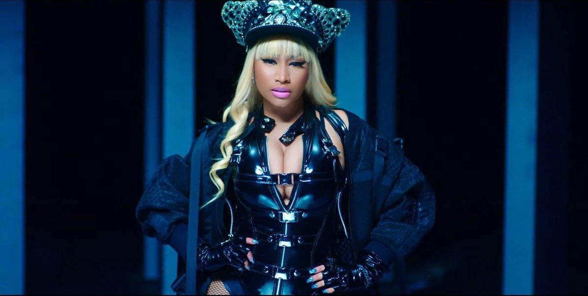 火爆爆的Nicki Minaj,还不是一样栽在了初恋手里【图】
