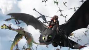 《驯龙高手3》发布中文片段