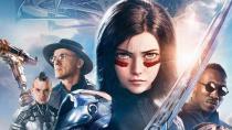 《阿丽塔:战斗天使》伦敦首映 超燃视效获媒体与影迷疯狂爆灯