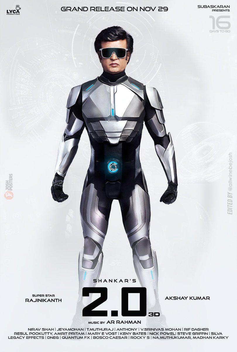 谢娜与张杰结婚视频_宝莱坞机器人2.0:重生归来_电影海报_图集_电影网_1905.com
