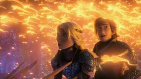 《驯龙高手3》终极预告 10年成长故事迎来最终结局