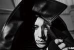 """近日,陈坤登封《GQ》杂志,并拍摄了一组黑白质感的""""新生""""大片。"""