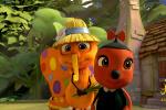 《虫林大作战》首曝正片片段 阿波罗趣逗蜜蜂宝宝