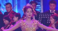 迪丽热巴跳舞太惊艳了 化身芭蕾仙子亮相北影节开幕式