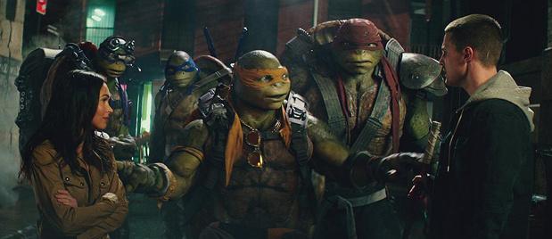 【佳片有約】《忍者神龜2:破影而出》推介 大鵬帶你重拾兒時回憶