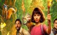 《朵拉与失落的黄金城》曝预告 丛林探险笑料百出野性诱惑