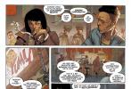 """首部展现""""银翼杀手宇宙""""的衍生漫画《银翼杀手2019》近日发布预告视频,孤独冷漠的雨夜、单一的冷色调、错位霓虹下乌烟瘴气的人工城市……这部漫画无疑延续了电影《银翼杀手》迷离的赛博朋克风格。"""
