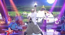 星光嘉宾斯琴格日乐现场演绎草原歌舞:气势磅礴苍凉豪迈