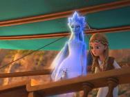《冰雪女王4》萌宠特辑海报双发 搞怪天团集结