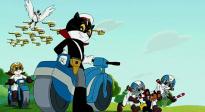 童年经典重回荧幕 CCTV6电影频道7月22日08:47播出《黑猫警长》