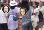 7月24日,有八卦媒体曝光了一组章子怡带着女儿醒醒与张雪迎一同吃饭的画面。当日,章子怡身穿淡蓝色衬衫连衣裙,头戴白色草帽,宽松的着装,被指孕肚明显。