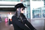 8月1日,张馨予现身北京机场。张馨予身穿黑连体短裤勾勒出性感身材,丰胸纤腰,十分抢眼!