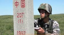 八一建軍節記者探訪英雄連隊 電影頻道開展界碑描紅活動