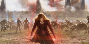 《復聯4》另一結局?官方認證:紅女巫能干趴滅霸