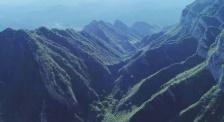走進三區合一阜平縣:太行山深處 革命老區的壯闊景致