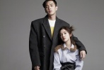 8月5日,张若昀×唐艺昕登封《红秀Grazia》时尚大片释出。