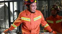 """杜江体验消防救援训练 大呼""""像得救了一样,爬到最后很绝望"""""""