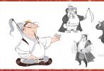 近日,高口碑动画电影《哪吒之魔童降世》再次发布人物设定手稿,向观众展示除百版哪吒外,片中敖丙、申公豹、太乙真人、李靖、殷夫人等角色的多版设计概念图。上映以来,该片接连打破多项纪录,获得无数观众的支持与认可。