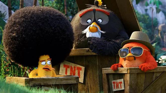 《愤怒的小鸟2》来袭 影游联动是门好生意吗?