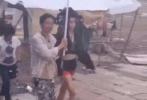 8月19日,有网友爆料电影《阴阳师》已于今日开机,并晒出现场照片。照片中,郭敬明、邓伦、春夏、黄觉等主创悉数到场。