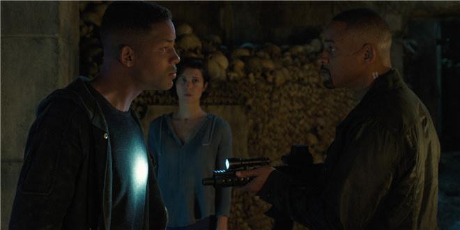 李安《双子杀手》曝国际版预告 老少史皇同屏对决
