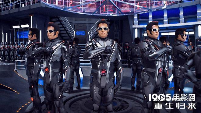 《宝莱坞机器人2》脑洞集锦 印度神片实力开挂!
