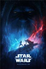 《星球大战9》曝光全新海报!正邪大战一触即发