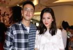 据香港媒体报道,曾志伟的儿子,电影《七月与安生》导演曾国祥与小12岁的女友王敏奕已拍拖六年,近日有消息称二人已在日本秘密结婚。