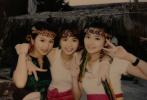 9月11日是女子团体S.H.E成立18周年的纪念日,三名成员Selina、Ella、Hebe分别通过发文、晒旧照来庆祝这意义重大的日子。