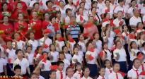 《我和我的祖国》深圳发布会现场唱响《东方之珠》 为祖国献礼