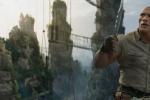 巨石强森闯致命关卡 《勇敢者游戏2》再战大银幕