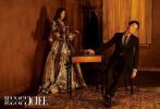 """9月19日,胡歌登封《时装男士》十月刊封面大片发布。褪去了""""不羁胡""""的形象,换上精致剪裁的西装,手持手杖化身儒雅绅士,胡歌演绎出一套质感艺术大片,释放成熟男演员的迷人魅力。"""