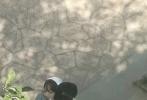 9月19日,一组肖战、杨紫拍摄电视剧《余生,请多指教》的路透照曝光。