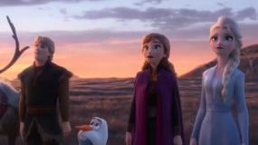 迪士尼影业《冰雪奇缘2》最新中文预告片