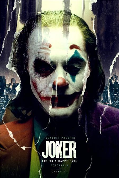 《小丑》陷枪击案争议 华纳:未将小丑塑造成英雄