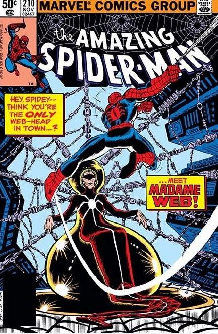 索尼开发《蜘蛛侠》衍生电影 主角为蜘蛛夫人