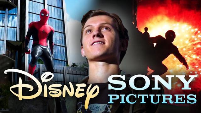 已确认!索尼漫威达成一致 蜘蛛侠重回漫威宇宙