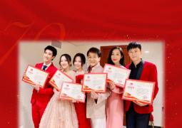 王力宏參與70周年慶祝活動 與成龍張杰等同臺合作