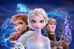《冰雪奇缘2》发布歌曲片段 下一个爆款即将到来