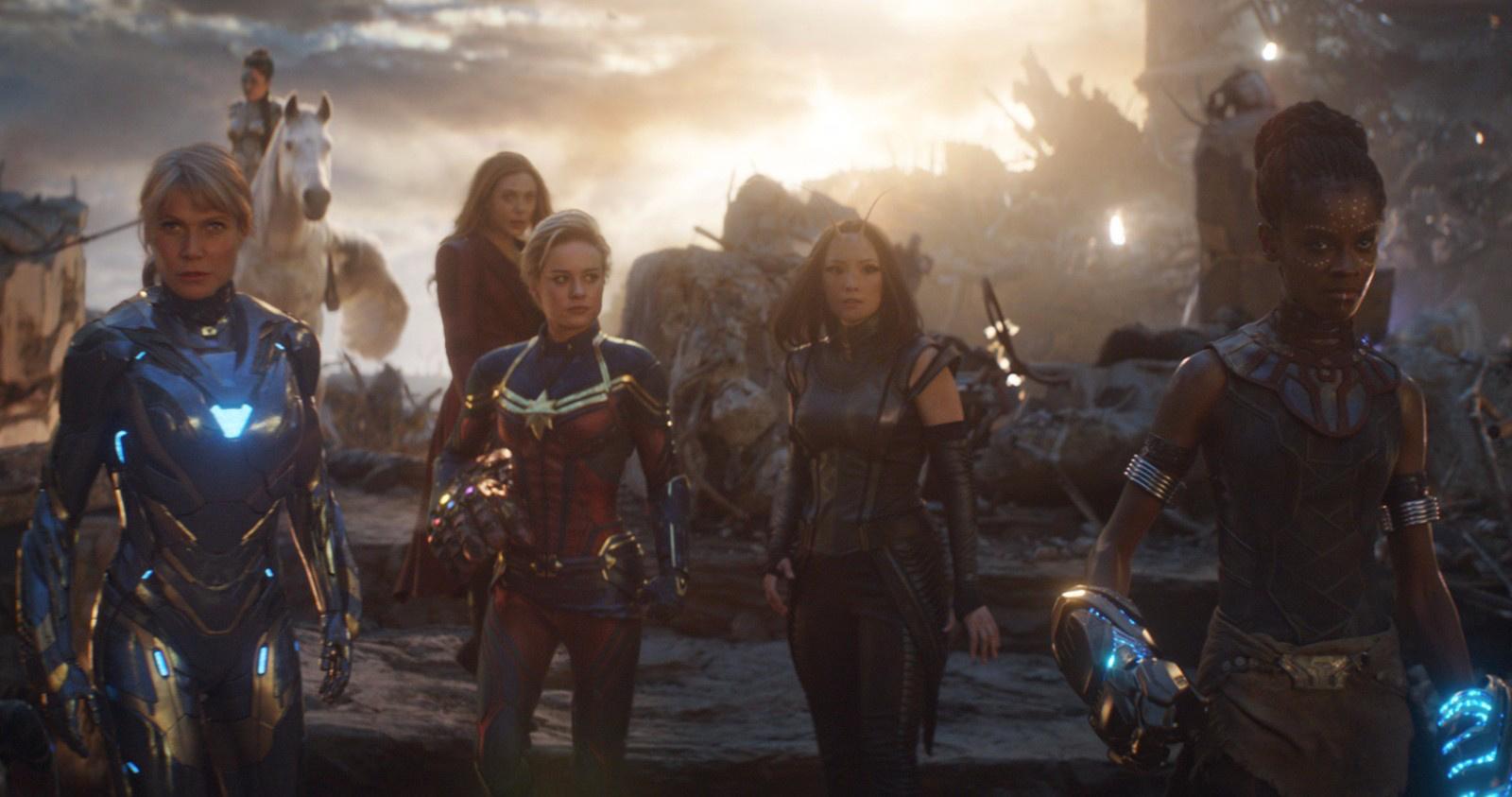 真·妇联!女性英雄《复仇者联盟》有望成为可能