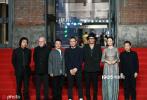 10月10日晚,第三届平遥国际电影节在山西平遥开幕,张译、贾樟柯、赵涛、陈冲等影人集体亮相。