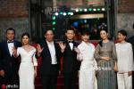 第三屆平遙電影節開幕 張譯賈樟柯趙濤亮相紅毯