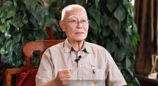 张勇手回忆抗美援朝:歌声嘹亮 跨过鸭绿江