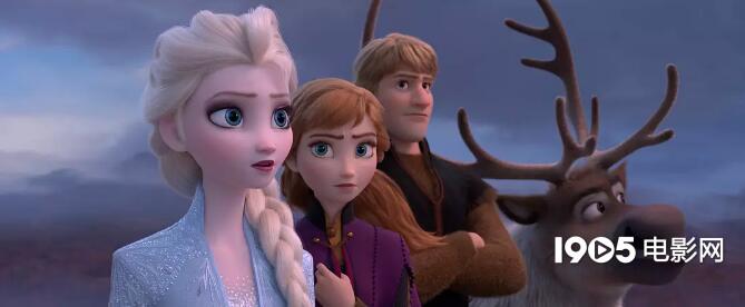 《冰雪奇緣2》全新預告發布 艾莎踏上魔法之旅
