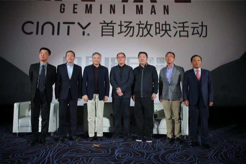 李安曝华语新作已筹备 赞国内观众对电影有热情