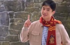 北京環球影城釋出由劉昊然、李冰冰演出的宣傳片